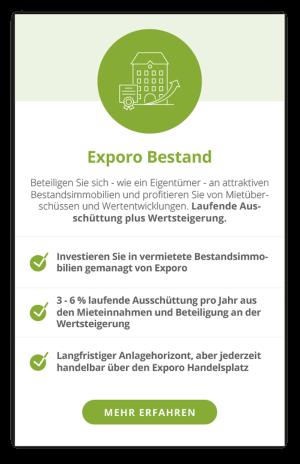 Exporo Bestandsimmobilien