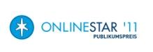 investinformer.de beim Onlinestar 2011 in der Kategorie Geld & Karriere