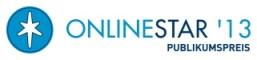 Hier klicken um für investinformer.de beim Onlinestar 2013 in der Kategorie Geld & Karriere abzustimmen