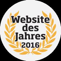 investinformer.de freut sich über Ihre Stimme bei der Wahl zur Website des Jahres 2016.