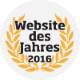 Teilnehmer Website des Jahres 2016