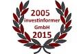 10 Jahre investinformer GmbH