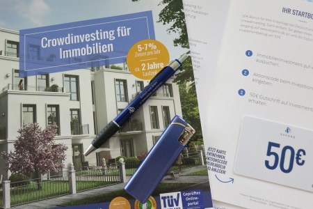 Aktion: Crowdinvest Starterpaket von www.investinformer.de